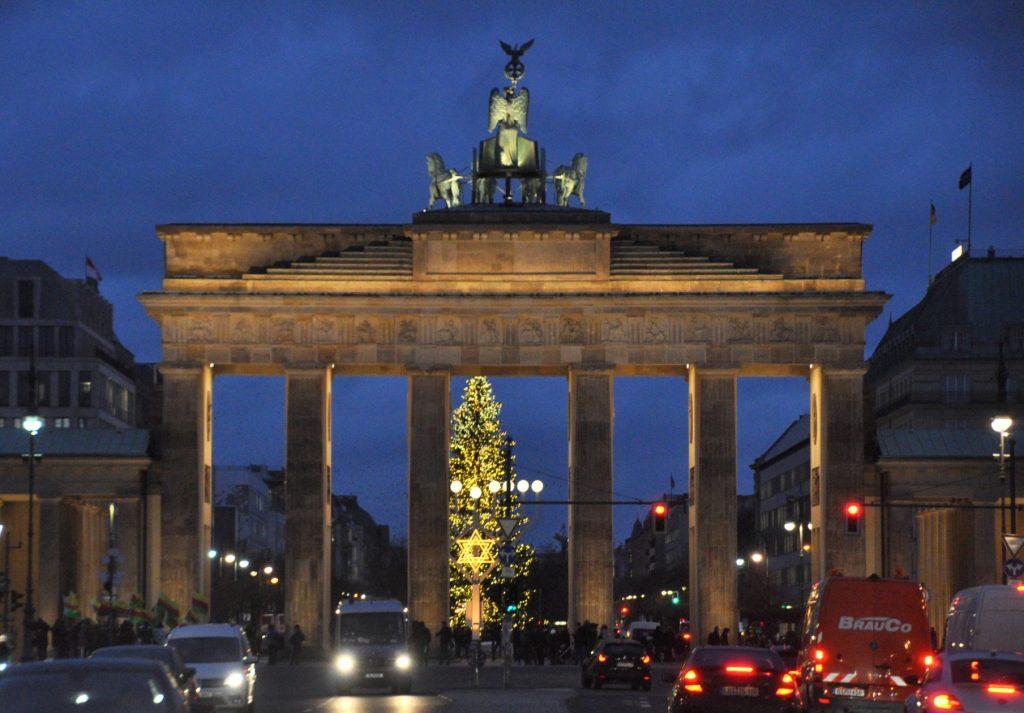 Berlin Weihnachten 2019.Weihnachten 2018 In Berlin Fotos Olaf Brockmann Peter Grau